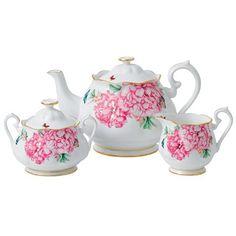 Royal Albert - Miranda Kerr Friendship Tea Set 3pce   Peter's of Kensington