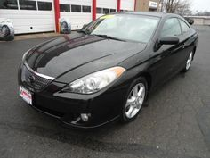 2004 Used Toyota Camry Solara 2dr Cpe SE V6 Auto At PAYLESS CAR SALES you will find a great selection of used Cars, Trucks, and SUVs that fit any budget. Used car shoppers can view prices, mileage, and pictures of quality used vehicles in the tri-state area. When you find the Pre-owned Car, Truck, or SUV that suits you, contact us at 732-316-5555 and one of our sales specialist will be happy to assist you. At PAYLESS CAR SALES, you'll get a great deal on the used vehicle that you need.