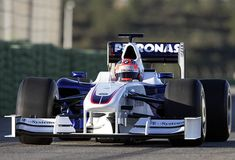 2009 BMW-Sauber F1.09 Robert Kubica