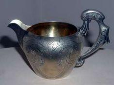 SAHNEGIESSER Bronze, Antiques, Gold Paint, Antiquities, Antique, Old Stuff