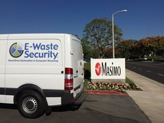 Data destruction project for Masimo.  Masimo  is an Irvine, California-based manufacturer of noninvasive patient monitoring technologies.