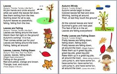 Learning Activities For Kids: Fall Songs Fast And Slow, Kids Learning Activities, Falling Down, Little Star, Happy Fall, Songs, Classroom Ideas, Dips, Appetizers