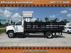 Used 2005 Chevrolet C6500 Stake Bed for Sale in Myrtle Beach SC 29577 Affordable…