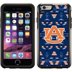iPhone 6 OtterBox Symmetry Series University Case (A-J), Brown
