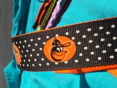 It's Baltimore Hon Baltimore Orioles Themed Black by ThePunkLife, $12.00
