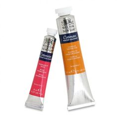 Winsor & Newton Cotman Watercolors are made to the same high quality standards as Artists' Watercolor. Costs are kept to an economical level by replacing some of the more costly pigments with less expensive alternatives. Available in 8 and select 21 ml. Tubes.