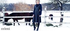 #celeni Dutch Painters, Winter Landscape, Budapest, Coat, Campaign, Collection, Fashion, Moda, Sewing Coat