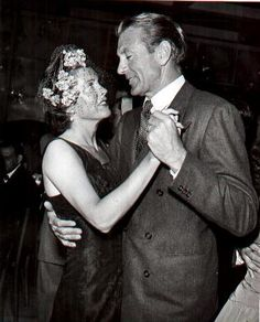 Gary and Veronica Cooper. Marred 28 years until his death in 1963.