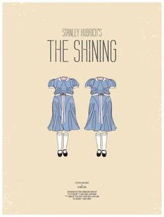 Movie posters based solely on the fashions portrayed in said movie