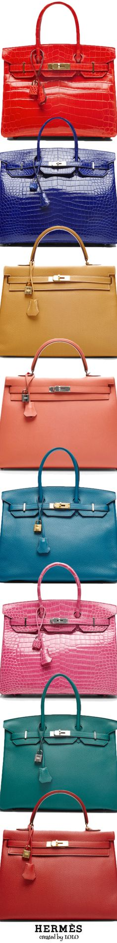 Vintage Hermès via Moda Operandi, yup this is my dream bag..my sell my soul to Satan bag.. my white whale, the bag to end all purse collections. #motherfuckinghermes