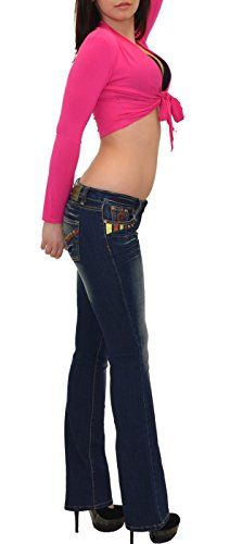 Bootcut Jeans Damen Hüftjeans Jeanshose Damen Jeans in 12 aktuellen Designs BB   www.damenfashion.net/shop/bootcut-jeans-damen-hueftjeans-jeanshose-damen-jeans-in-12-aktuellen-designs-bb/
