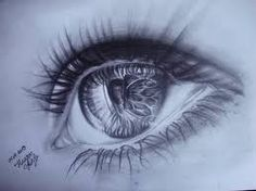 eye drawings colour - Google Search