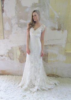 Cymbeline Lace Bridal Dress  hire... covet.ie