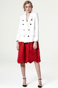 Phantom Embellished Blazer Discover the latest fashion trends online at storets.com