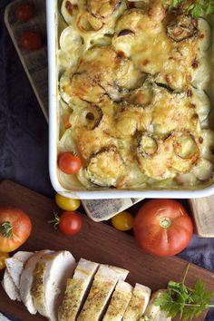 Dette lager du til morsdagen! Shrimp, Dairy, Cheese, Meat, Chicken, Healthy, Food, Recipes, Meals