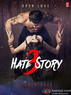 Hot Sensuous And Bold : First Look Poster Of Hate Story 3