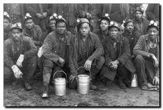 """I went to West Virginia to work in de coal mines. I made eight dollars and one penny er day er drivin' er mule in dem mines. Later on, I made ten er twelve dollars er day loading coal."""