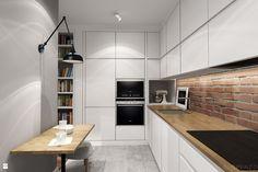 Kuchnia styl Industrialny - zdjęcie od suspenzo architectural group - Kuchnia - Styl Industrialny - suspenzo architectural group