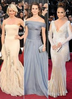 Oscars 2012 Trend: A-List Latinas Fly Solo on the Red Carpet