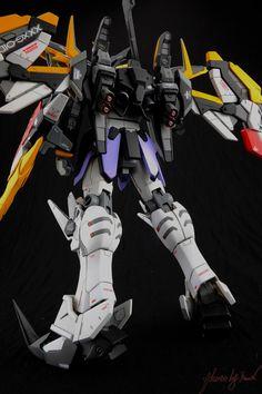 GUNDAM GUY: MG 1/100 Gundam Deathscythe Rousette - Custom Build