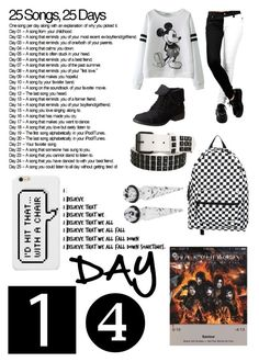 """""""Day Fourteen"""" by sup-its-alex-peace ❤ liked on Polyvore featuring Rocket Dog and Yak Pak"""