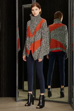 FALL 2014 RTW CUT25 BY YIGAL AZROUËL COLLECTION