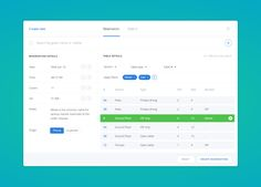 Forms dribbble update