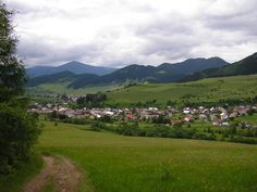 Slovakia, Liptovská Lúžna