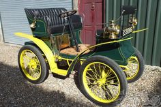 Rochet 4.5 hp Voiturette  WITH ENTRY FOR 2014 BRIGHTON RUN  1902
