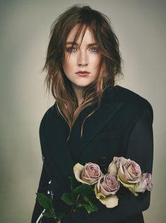 Saoirse Ronan - Photographed by Stefan Khoo