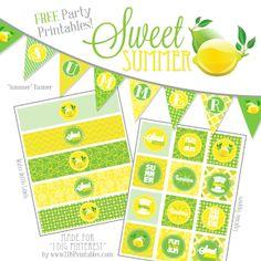 LDS Printables: Sweet Summer Printables - Fruits of the Season