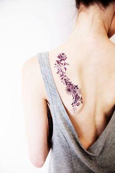 Tendances Tattoo 2017: 65 Meilleures idées tatouages originaux pour la nouvelle saison en photos
