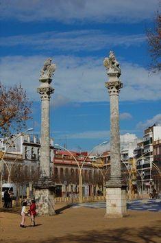 La alameda de Hércules, Sevilla