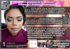 Academia  de belleza Tecámac