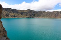 Les Andes, Lagune de Quilotoa 2