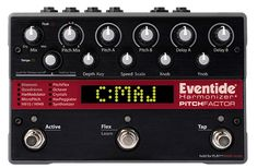 The Best Pitch Shifter Pedals to Harmonize Your Leads Like an Ensemble Guitar Effects Pedals, Pedalboard, Pick Up, Pitch, Hardware, Good Things, Heaven, Articles, Sky
