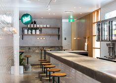 Australian designers Peter Jay Deering and Genesin Studio