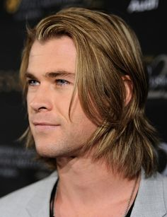 long hairstyles for men with thin hair