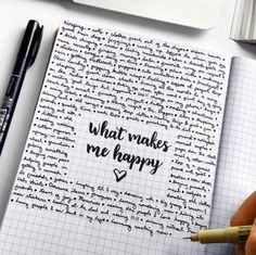 Thirsting for more bullet journal ideas? Here's the second installment of Ultimate List of Bullet Journal Ideas! Get your bullet journals ready! Bullet Journal Inspo, Bullet Journal Spread, My Journal, Happy Journal, Bullet Journal Quotes, Bullet Journal Layout Ideas, Bullet Journal Inspiration Creative, Bullet Journal Lists, Bullet Journal Writing
