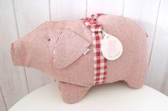 Maileg Schwein Kissenschwein gestreift Polly Pork | Home Deco Shop