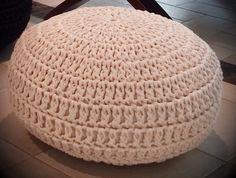 Crochet en cuerda xxl