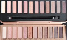 W7 In The Nude (Urban Decay Naked 3 palette dupe) - review/verschillen