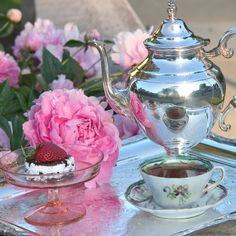 Tea Rooms provide wonderful TLC -- might need to try this one soon