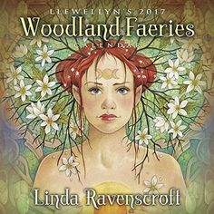 Llewellyn's 2017 Woodland Faeries Calendar
