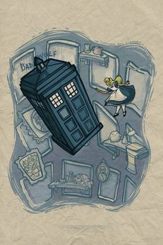 Alice and the Tardis