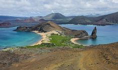 THE CHEAPEST WAYS YOU CAN TRAVEL GALAPAGOS Galapagos Islands, Ecuador  *seen from the top of Bartolome Island*
