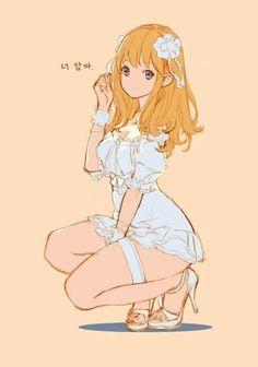 Drawing Anime Female Hair Style 42+ Ideas #hair #drawing