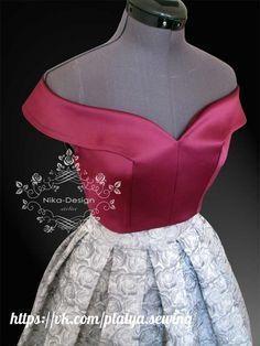 Como hacer un vestido elegante paso a paso