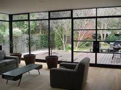 Crittall window and double door