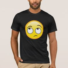 Now What? Emoticon T-Shirt